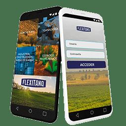 Aplicación Volga para Flexitanq